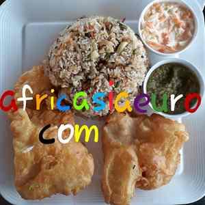 AFRICASIAEURO Chinese food menus, HEINZ RAINER, IBRAGG, MALTA